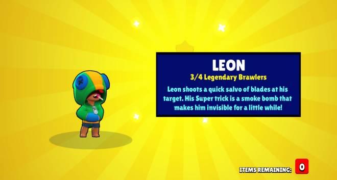 Brawl Stars: General - Oh My God!!! I Have Leon!!!!! image 3