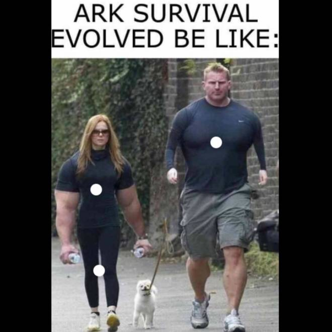 ARK: Survival Evolved: Memes - Saw this on the internet image 2