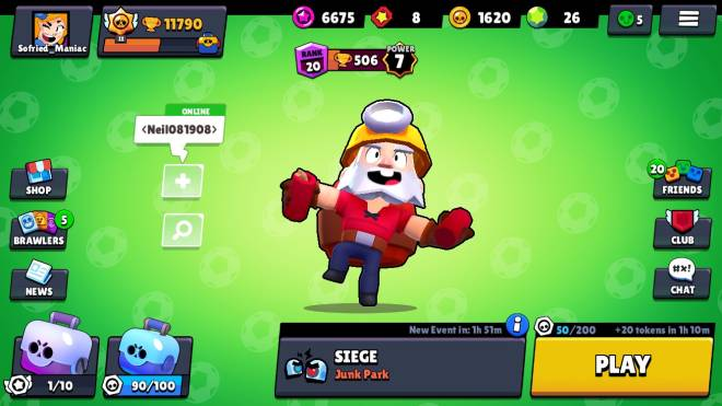 Brawl Stars: General - ‼️DYNAMIKE RANK 20 CHALLENGE COMPLETED‼️ image 1