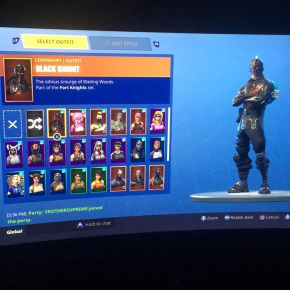 Fortnite: General - Free account giveaway  image 1