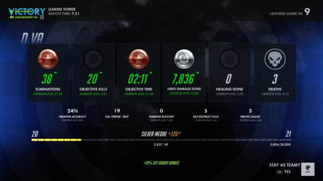 Overwatch: General - New record for me image 1
