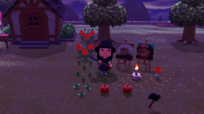 Animal Crossing: Posts - O holy one. I bring tithings to thee.  image 1