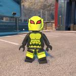 My Kamen Rider Custom Characters in Lego DC Supervillains.