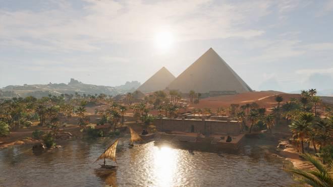 Assassin's Creed: General - Origins Photo Tour #1 image 4