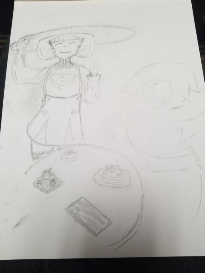 Entertainment: General - My Rwby drawing! image 6