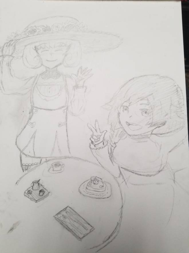 Entertainment: General - My Rwby drawing! image 4
