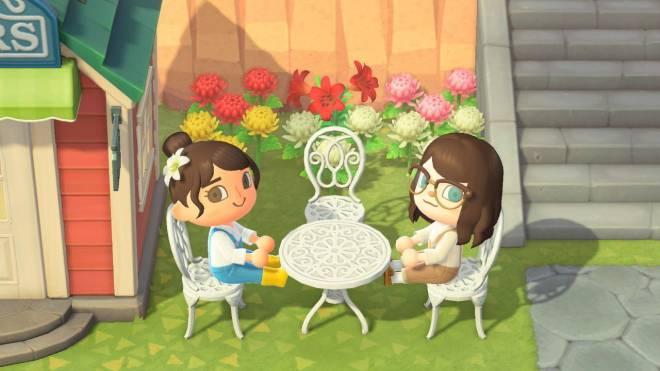 Animal Crossing: Posts - Doing what besties do ♡ image 1