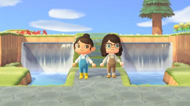 Animal Crossing: Posts - Doing what besties do ♡ image 2