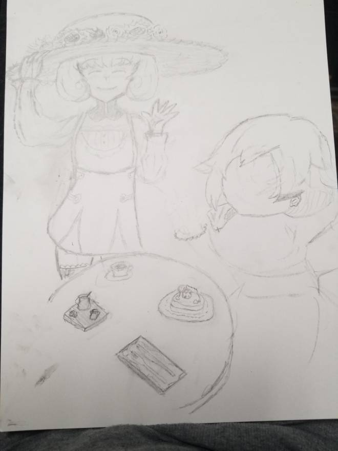 Entertainment: General - My Rwby drawing! image 5