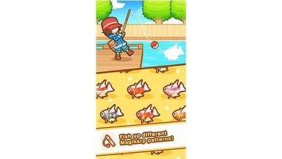 Pokemon: General - How I Grew to Love Pokemon's Magikarp Jump Mobile Game  image 6