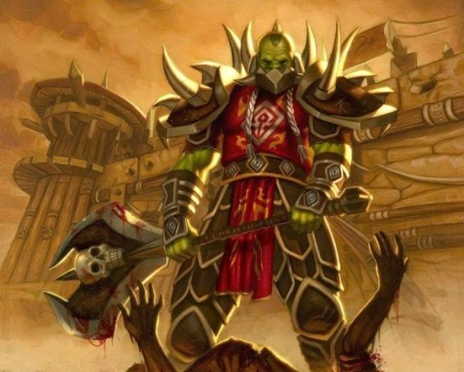 World of Warcraft: General - Ranking the Classes in World of Warcraft based on PVP image 16