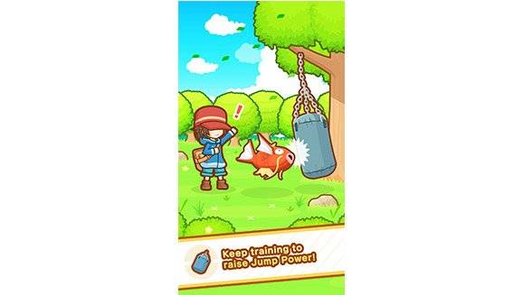 Pokemon: General - How I Grew to Love Pokemon's Magikarp Jump Mobile Game  image 4