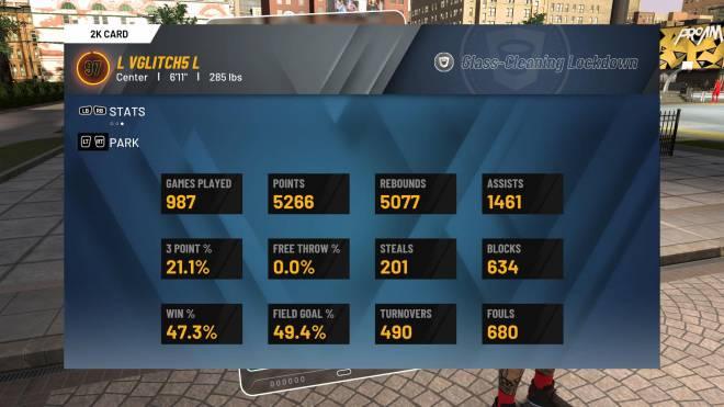 NBA 2K: General - My builds n Stats #XboxGang image 2