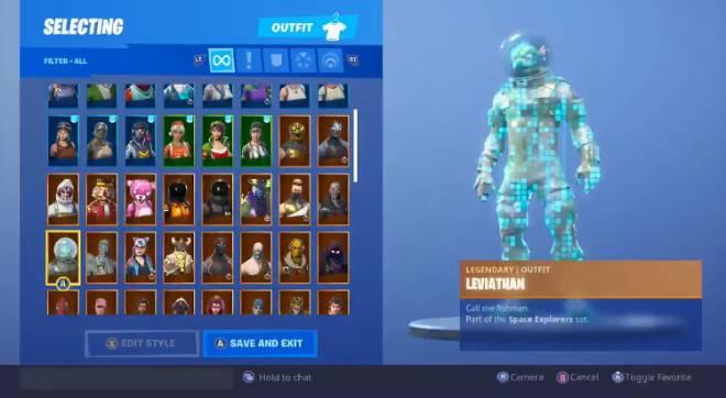 Fortnite: General - Selling fortnite account image 1