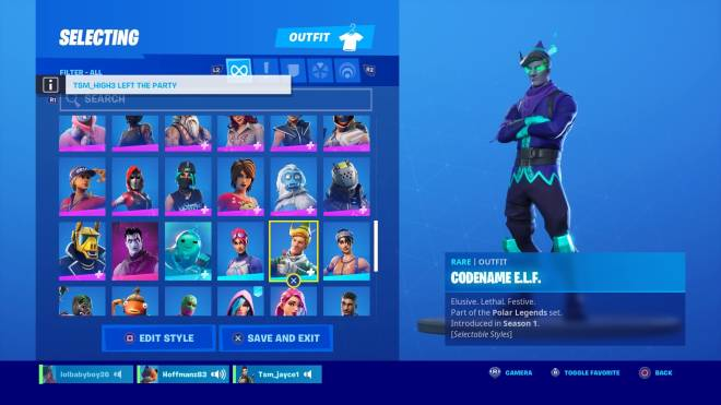 Fortnite: Looking for Group - trade accounts ngf. image 5