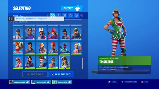 Fortnite: Looking for Group - trade accounts ngf. image 3