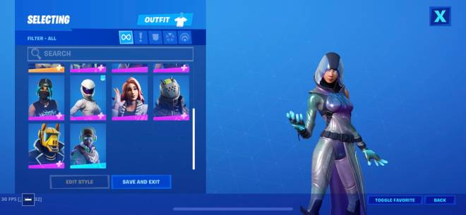 Fortnite: Looking for Group - Selling my mako and glow skin acc for 40$ vbuck gift card code NGF image 3