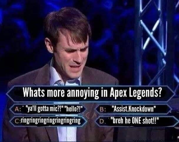 Apex Legends: Memes - Ooofff image 1