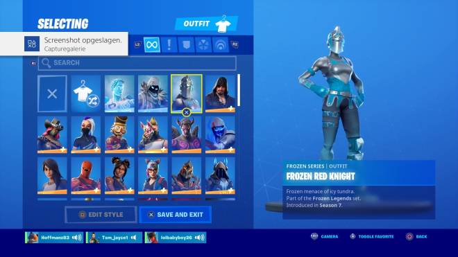 Fortnite: Looking for Group - trade accounts ngf. image 4