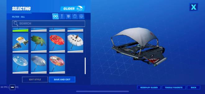 Fortnite: Looking for Group - Selling my mako and glow skin acc for 40$ vbuck gift card code NGF image 4