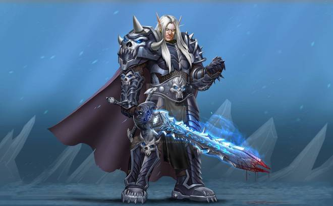 World of Warcraft: General - Ranking the Classes in World of Warcraft based on PVP image 20