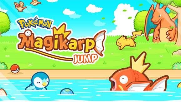 Pokemon: General - How I Grew to Love Pokemon's Magikarp Jump Mobile Game  image 2