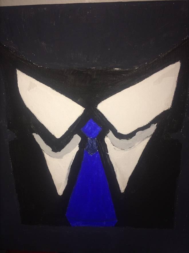 Rainbow Six: Art - Warden op logo image 1