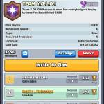 Any one want to join my clan on clash royale