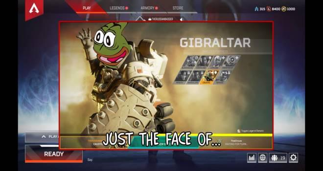 Apex Legends: General - Pepbraltar image 1