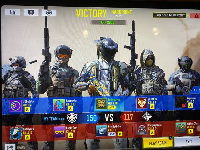 Call of Duty: General - IN RANKED MATCH image 1