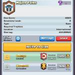 Join my new clan yall we gonna war hard i already have 3 more 5000+trophies coming