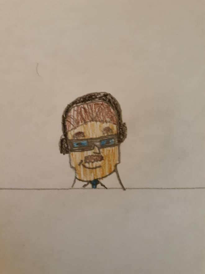 Rainbow Six: Art - Warden face art image 2