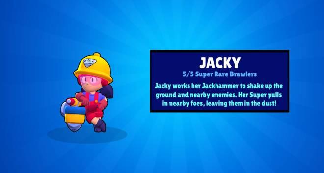 Brawl Stars: General - Got jacky... Easy 500..  image 2