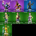 3.31.20 Update ALL Leaked Cosmetics! [New Easter Skins]