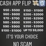 CASH APP FLIPS