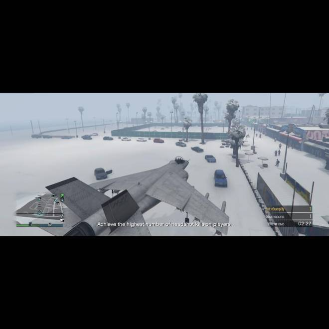 GTA: General - Snowy gta in the spring??😱 what is this? image 2