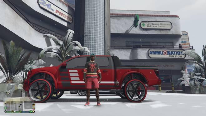 GTA: General - Feels Like Christmas Again In LS image 4