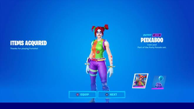 Fortnite: General - Well I've made my decision. 🎈🤡🎈 image 2