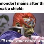 **Ganondorf mains altogether