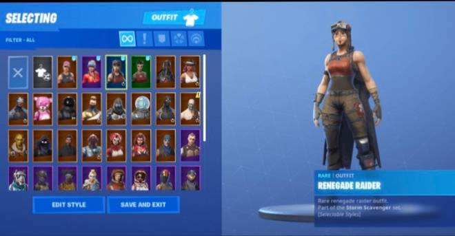 Fortnite: General - account trades image 2