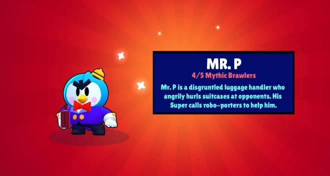 Brawl Stars: General - And I got Mr.P as well... Penguin Gang!!! image 2