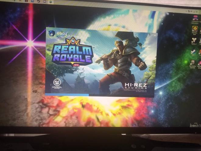 Realm Royale: General - Let's hope this works! image 1