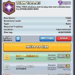 Join my clan pls so we can play clan wars
