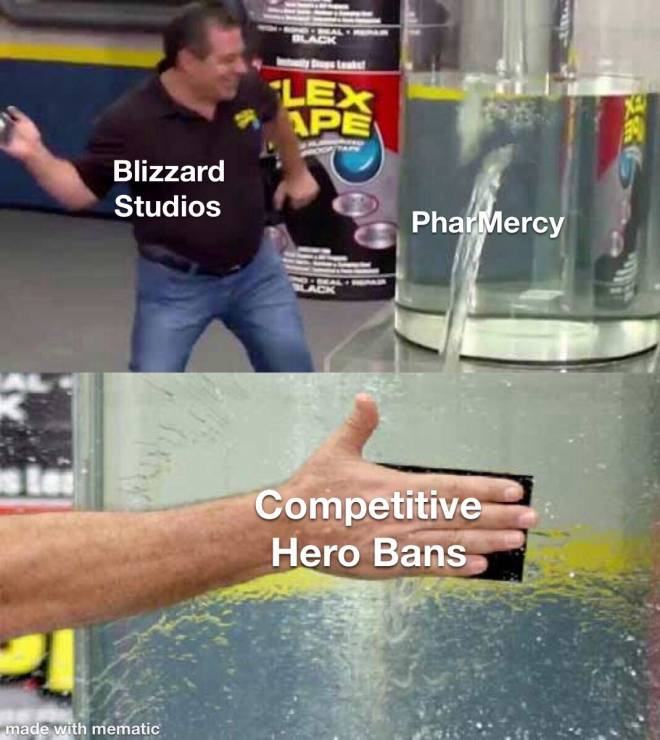 Overwatch: Memes - Thought this was cool image 1