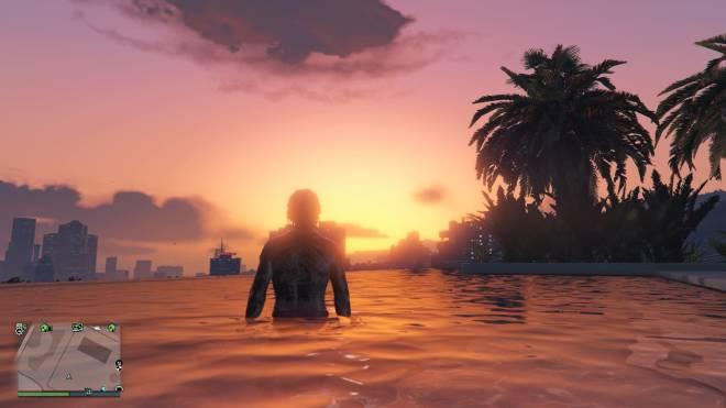 GTA: General - IM ON TOP WATCHING THE SUN ☀️ RISE. #YRN💵  image 10