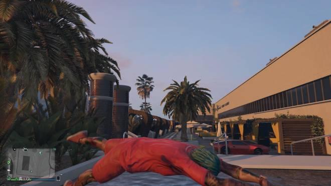 GTA: General - IM ON TOP WATCHING THE SUN ☀️ RISE. #YRN💵  image 4