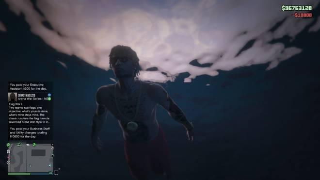 GTA: General - IM ON TOP WATCHING THE SUN ☀️ RISE. #YRN💵  image 5