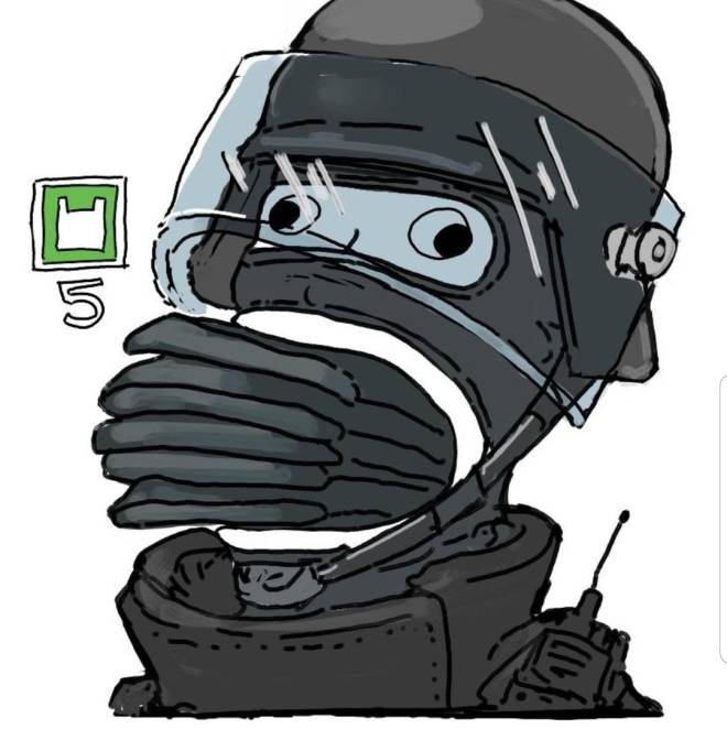 Rainbow Six: Memes - When your Rook places his armor all the way on the other side of the map. image 2