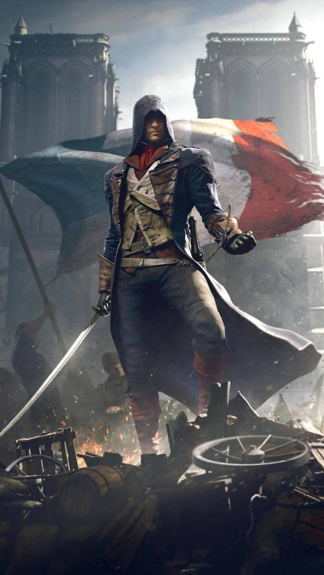 Assassin's Creed: General - Cool image I found ramdomly on facebook image 1