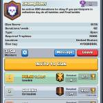Please join my clan need people to do clan war